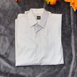 $30 Ike Behar boys dress shirt sz 14